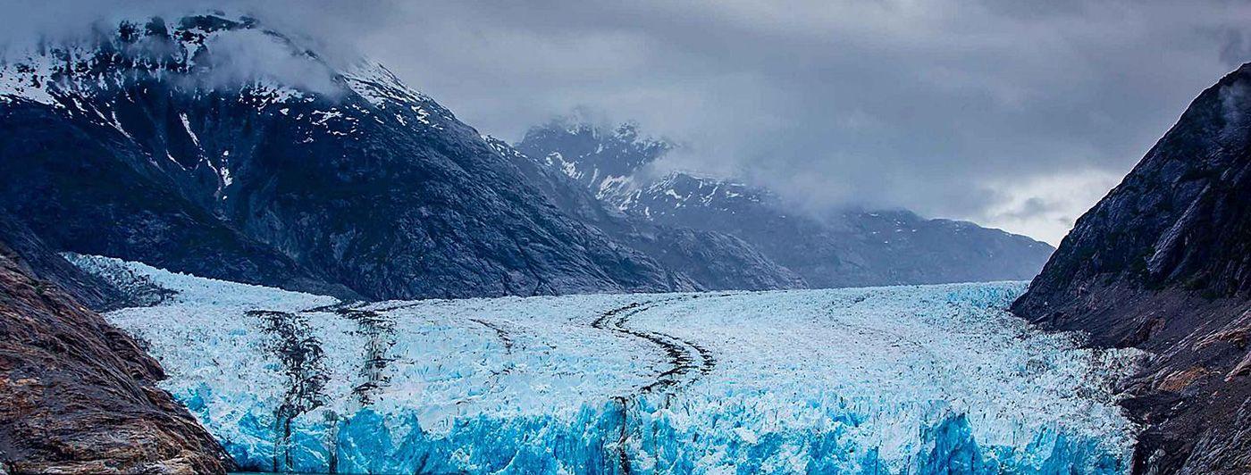 アラスカ・エンディコットアーム・ドーズ氷河クルーズ 7泊8日
