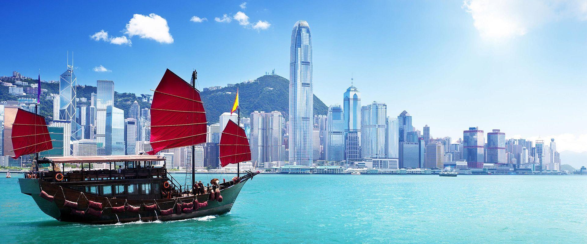 香港発シンガポール着 東南アジアクルーズ 14泊15日