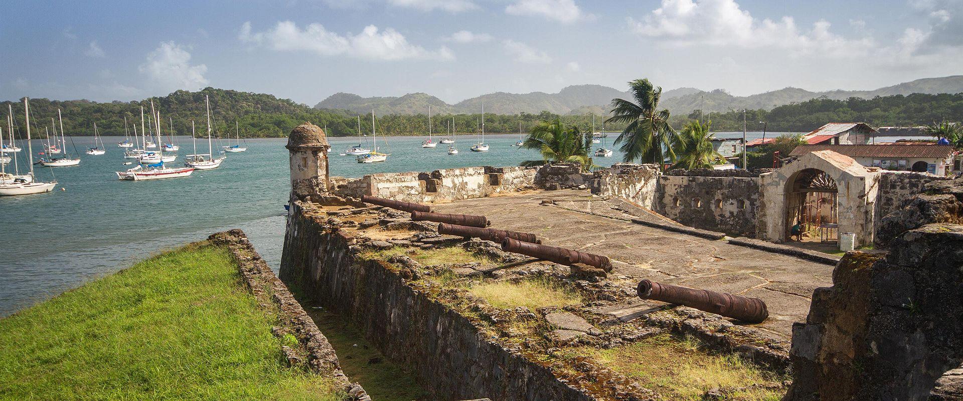 南カリブ海・パナマ運河クルーズ 11泊12日