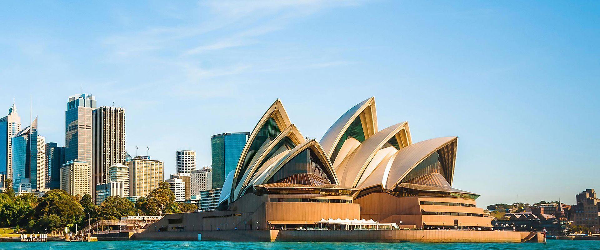 香港発シドニー着 アジア・オーストラリアクルーズ 17泊18日